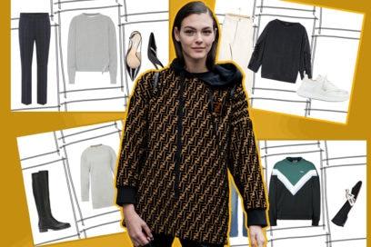 Come indossare la felpa: 5 abbinamenti (super cool) da provare quest'autunno
