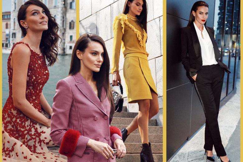 Paola Turani, lo stile e i best look della modella e influencer italiana