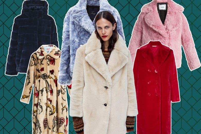 """Pellicce ecologiche e """"fluffy coat"""": 11 modelli perfetti per affrontare l'inverno"""