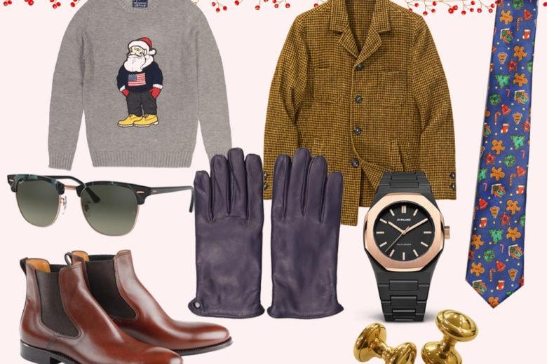 Regali di Natale: le idee moda per Lui