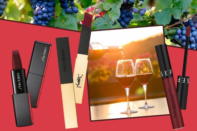 Rossetto color vino: i più nuovi e belli per labbra on trend
