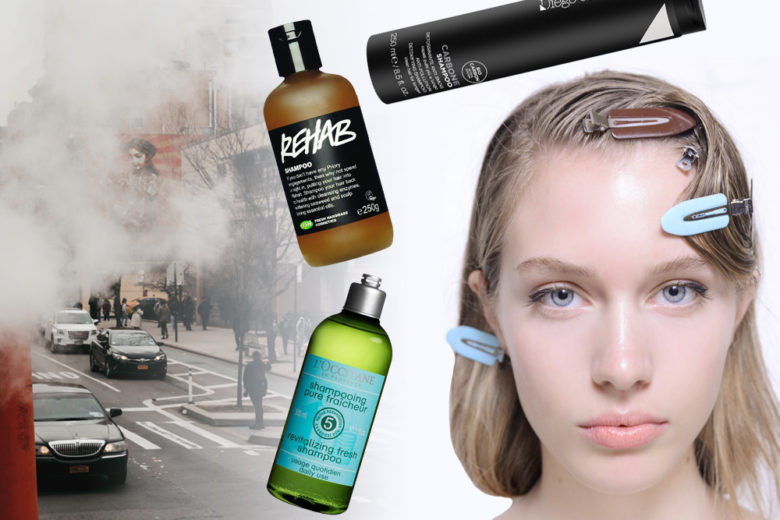 S.O.S Capelli: ecco gli shampoo per proteggerli dall'inquinamento