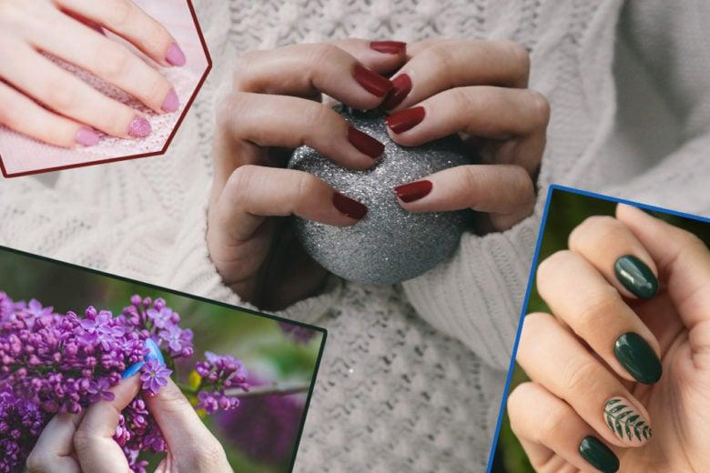 Prova una manicure colorata nelle tonalità Pantone