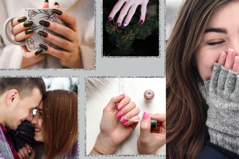 Winter manicure: prova la nail art ispirata alle atmosfere invernali