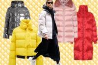 Piumini: le versioni comfy e cool per l'inverno