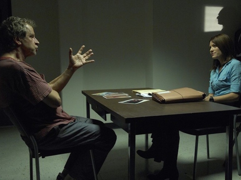 Jennifer Carpenter interrogatorio