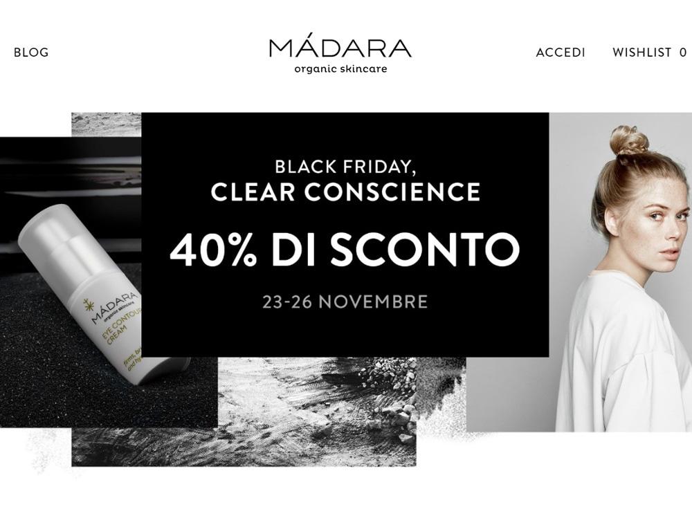 MADARA-sconto-black-friday-beauty-2018