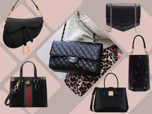 a25e8b2afc Borse nere: i modelli firmati più belli del 2018 tra cui scegliere