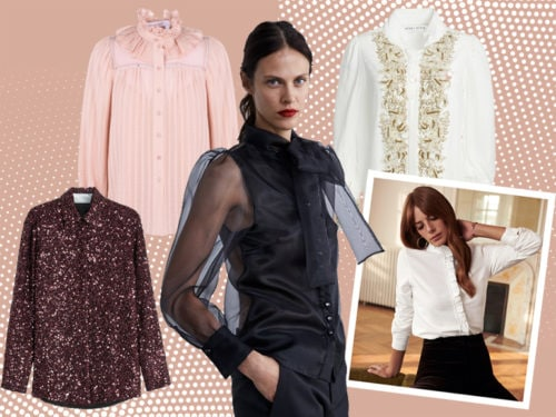 new product df1b0 67dd7 Camicie eleganti: i modelli da sera e non solo per l'autunno ...
