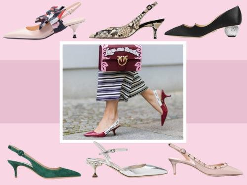 d409b750c71bc Scarpe kitten heels  i modelli dell inverno 2018 da scegliere ora