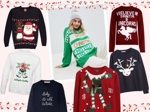 design distintivo bellissimo a colori In liquidazione Maglioni natalizi: ecco i modelli da donna più cool del 2018