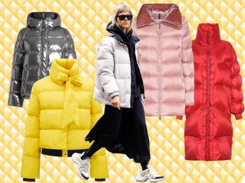 cheap for discount 41125 5bdd1 Piumini: i modelli invernali da donna per l'inverno 2019