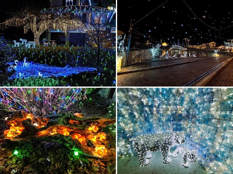 Mercatini Natale Leggiuno Varese