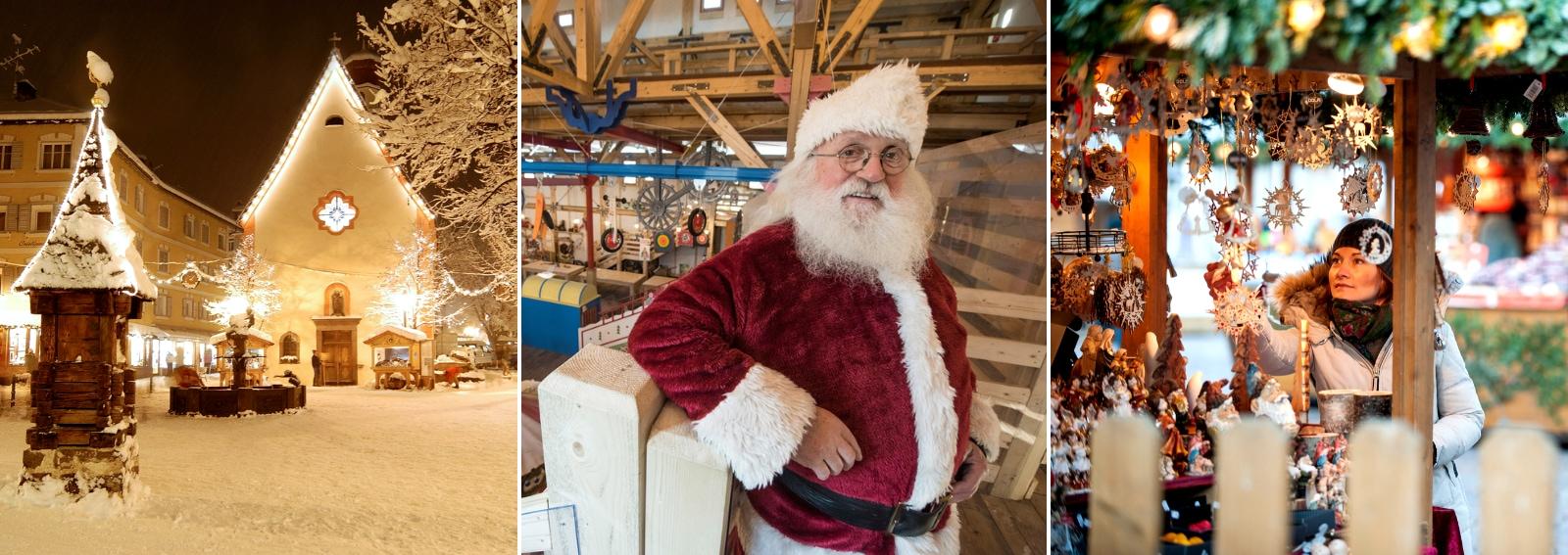 Mercatini di Natale piu belli in Italia Sud Tirol Milano Aosta Val Gardena Napoli Trento Bressanone DESK