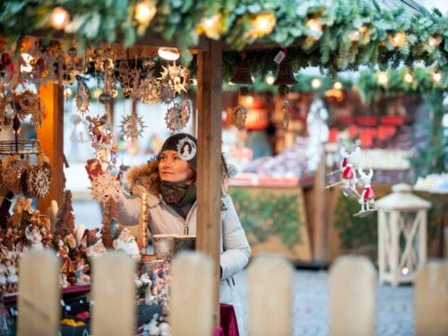 I Mercatini Di Natale Piu Belli In Italia Con Le Date 2018 Grazia It