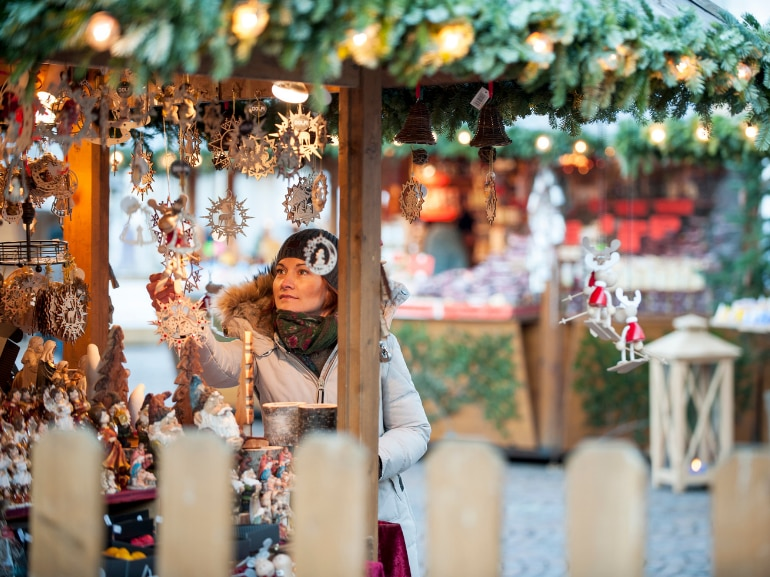 Mercatini di Natale piu belli in Italia Sud Tirol Milano Aosta Val Gardena Napoli Trento Bressanone MOBILE