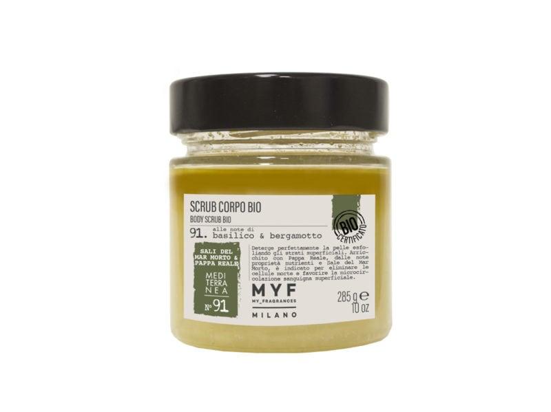 My Fragrances – Scrub Corpo Mediterranea n91