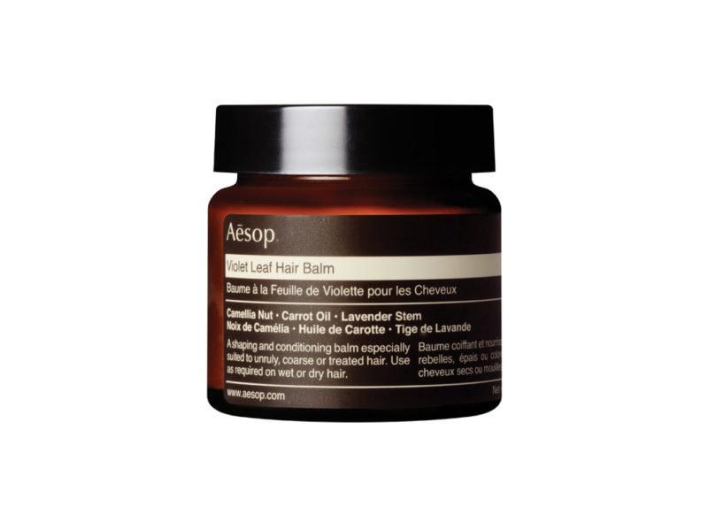capelli-mossi-come-mantenere-leffetto-con-16-prodotti-AESOP HAIR VIOLET LEAF BALM 60mL C