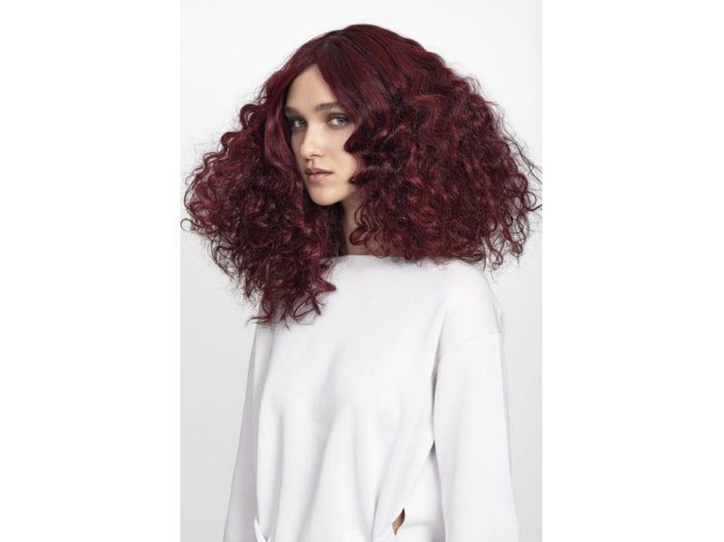 capelli rosso mogano idee tinta tagli acconciature da copiare (3)