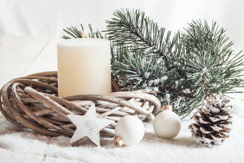 Bianco Natale: 8 idee originali da copiare subito