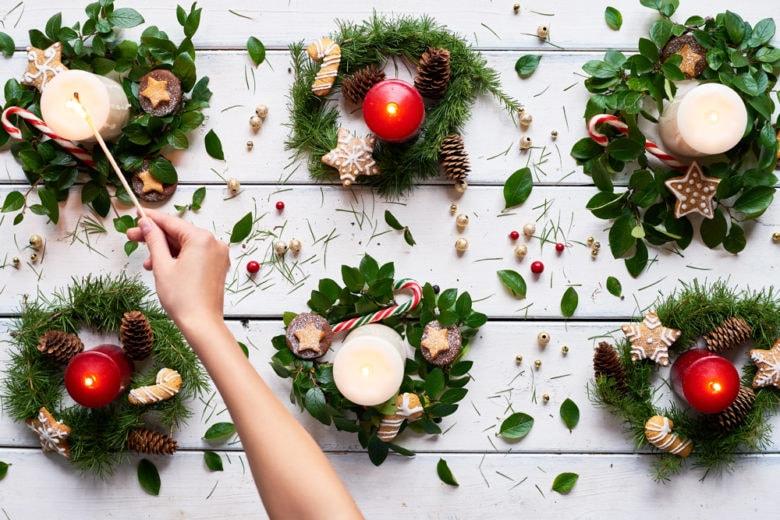 Centrotavola natalizi: 8 idee bellissime e originali da copiare subito