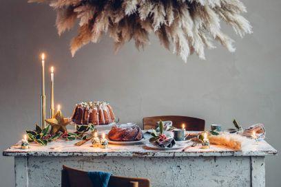 8 idee originali per decorare la tavola di Natale