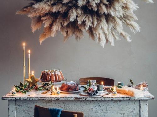 Sedie Decorate Per Natale : Idee originali per decorare la tavola di natale