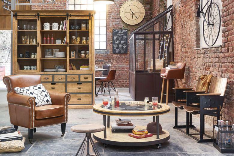 8 idee originali per arredare la casa in stile industriale