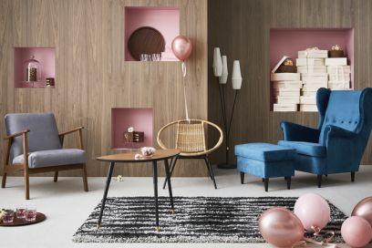 IKEA lancia GRATULERA, una collezione vintage per festeggiare i sui 75 anni