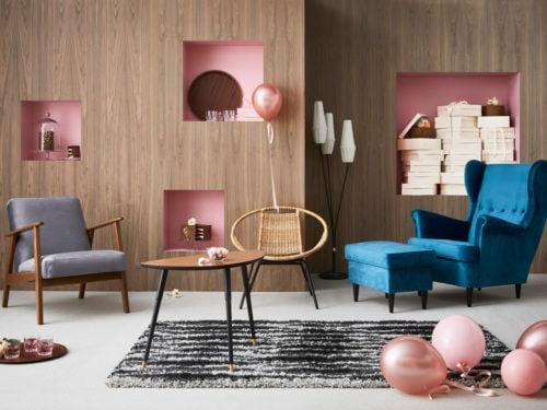 Ikea lancia gratulera una collezione vintage per festeggiare i