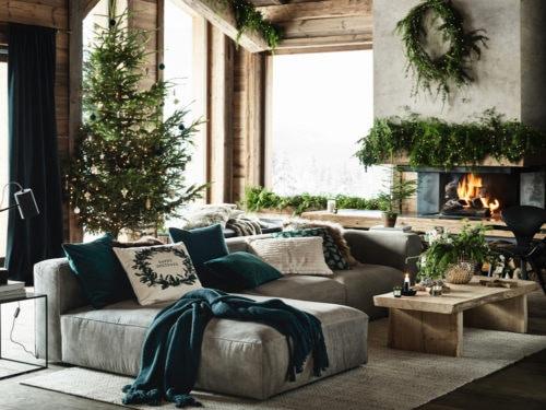 Decorazioni Natalizie Sul Camino.Natale In Stile Scandinavo 10 Idee Originali Da Copiare Subito