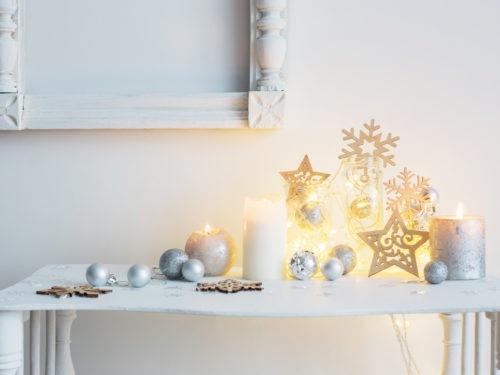 Shabby Chic Natale : Natale in stile shabby chic idee originali da copiare subito