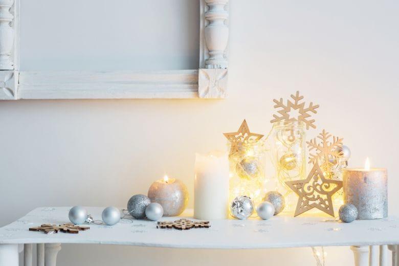 Natale in stile shabby chic: 8 idee originali da copiare subito