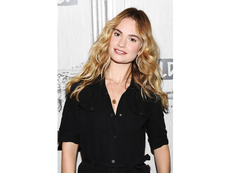 lily james beauty look stile capelli make up attrice mamma mia (4)