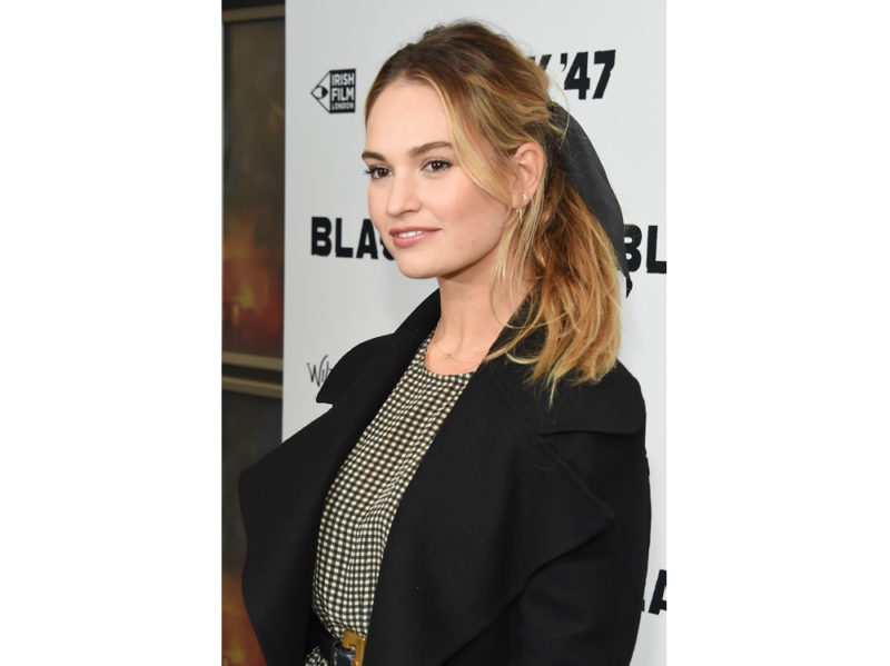 lily james beauty look stile capelli make up attrice mamma mia (5)