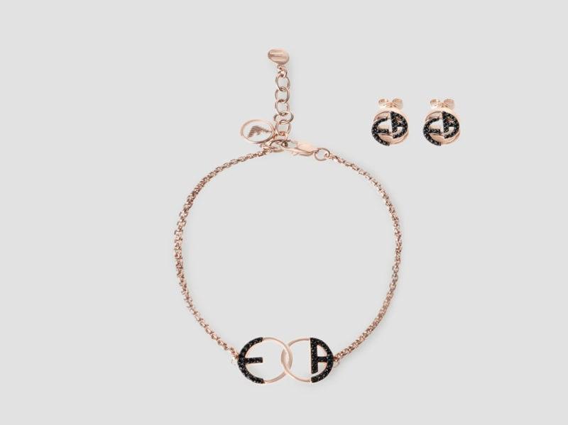 parure-orecchini-bracciale-EMPORIO-ARMANI