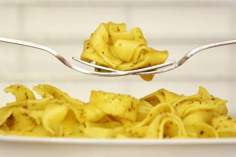 La pasta non fa ingrassare (se la mangiate così)