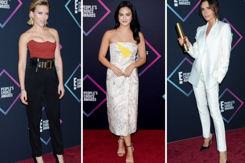 People Choice Awards 2018: 10 best look da ricordare!