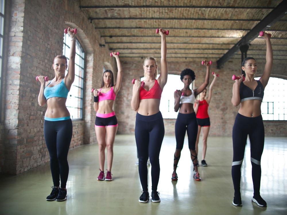 sport donne fitness palestra