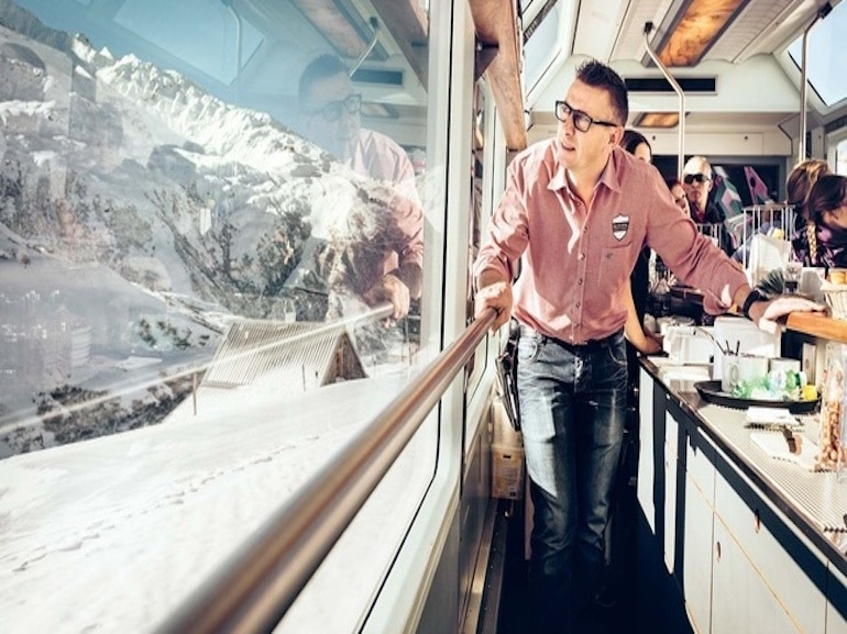 Andermatt, Apres-Ski Train