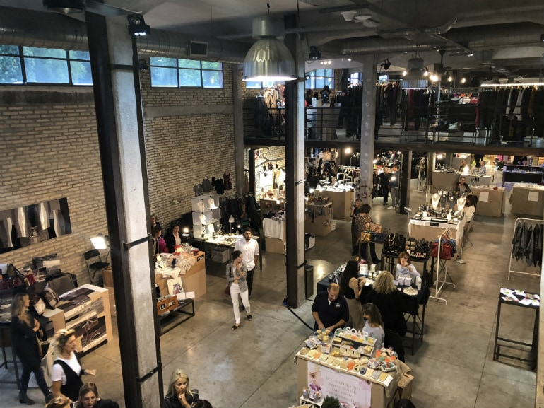 urban bazar