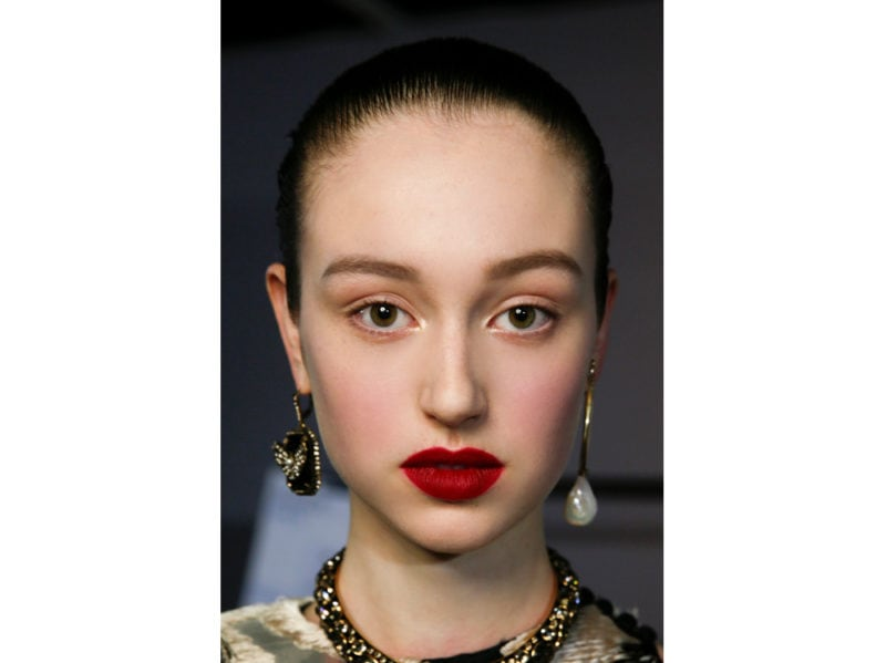 vamp look tendenza make up intenso inverno 2018 2019 (5)