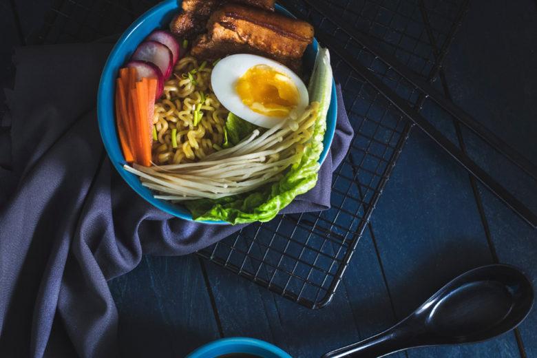 I noodles fanno bene: i benefici poco noti degli spaghetti giapponesi