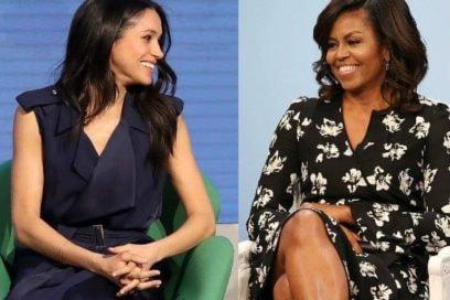 Michelle Obama consiglia Meghan Markle su come gestire ruolo e famiglia