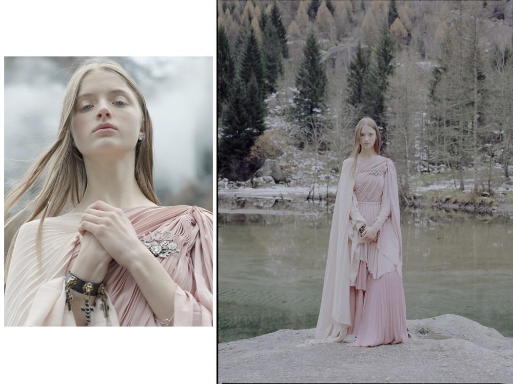 Enchanted forest: la foresta incantata dei gioielli Gucci