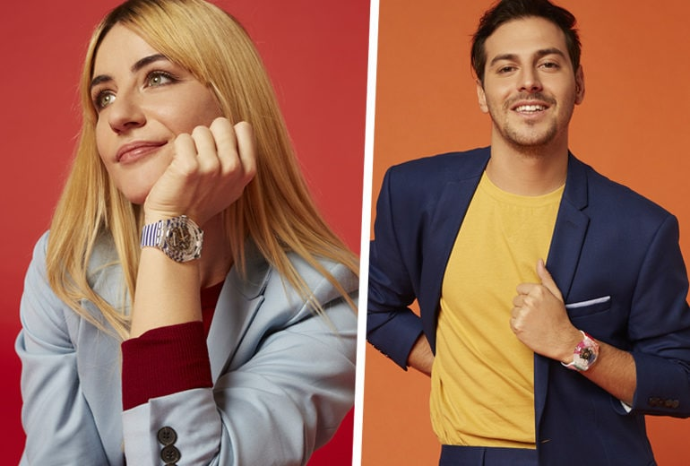 Swatch X You by Sophia Salaroli e Roberto De Rosa