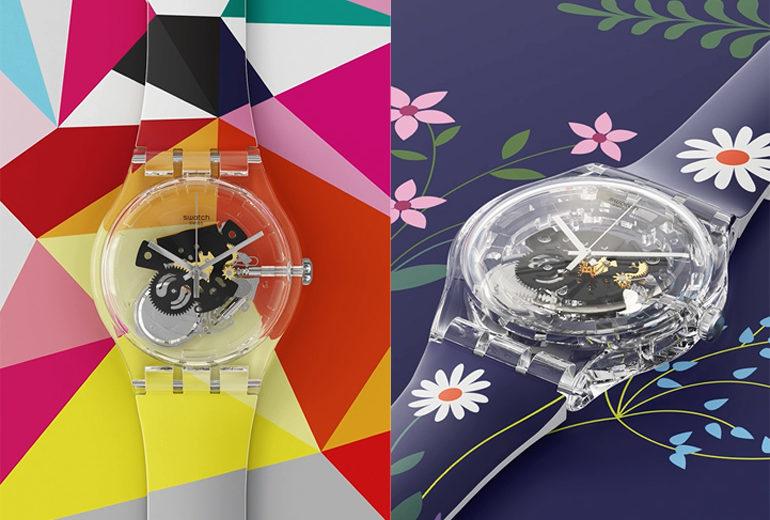 Uno Swatch totalmente personalizzabile? Oggi si può con i nuovi Swatch X You