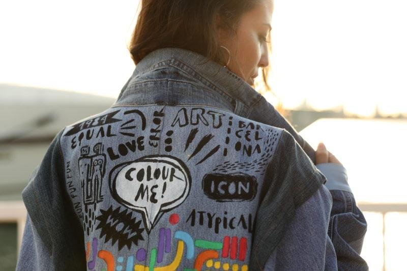 iconic jacket desigual