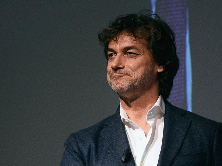 """Alberto Angela Presents His Book """"Antonio E Cleopatra"""" In Modena"""