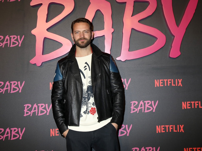 """Netflix's """"Baby"""" World Premiere Afterparty In Rome"""